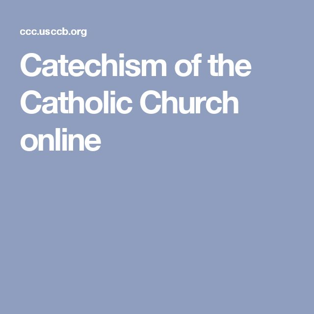 Printable Catholic Children Catechism Ideas | Our Everyday ...