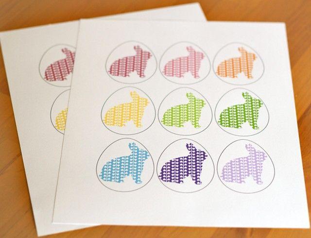 Free Printable: Easter Memory Game