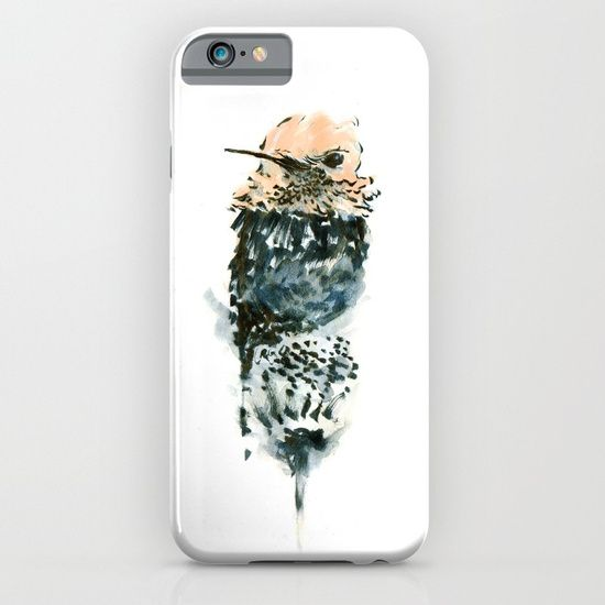 Cellphone cases, painting  watercolor  ink  comic   illustration  realism  bird  flower   hummingbird  forest