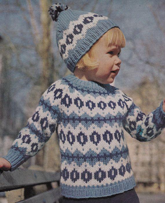 152 best islænder look images on Pinterest | Knit crochet, Fair ...