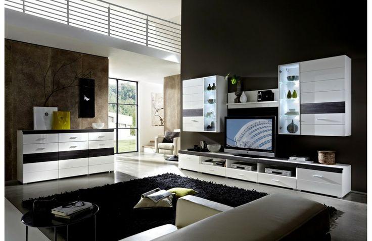 Nouveauté : Meuble de salon design - Ensemble meuble de #salonmoderne - Meuble et Canape.com