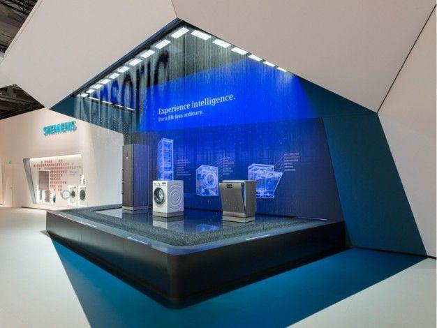SIEMENS - IFA BERLIN 2014   Schmidhuber Exhibition Design