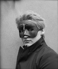 Joel Peter Witkin, Self-Portrait