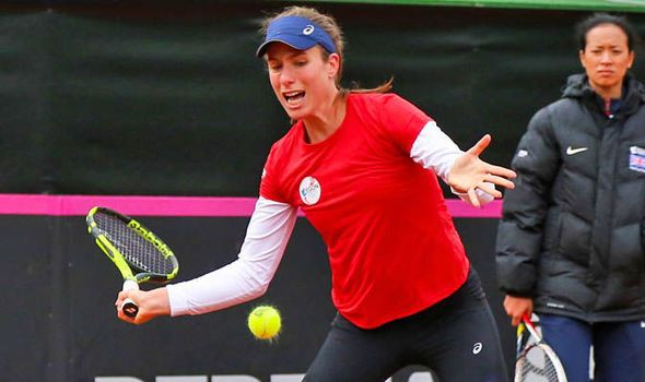Great Britain knocked out of Fed Cup following Johanna Konta controversy