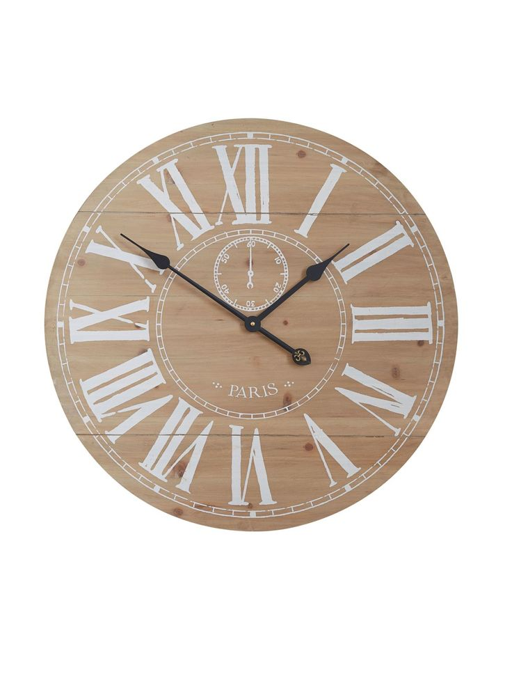 7 best \u003c3 images on Pinterest Clock wall, Wall clocks and Baking - wandgestaltung wei braun