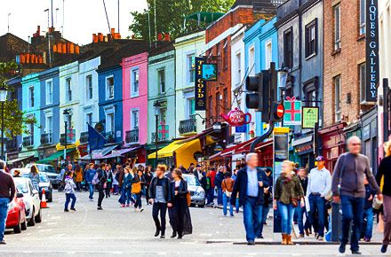 barrio notting hill - Buscar con Google