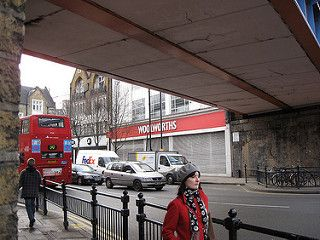 HACKNEY – WOOLWORTHS MARE ST c2009