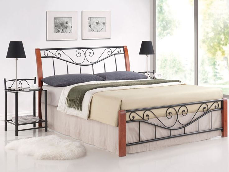 Łóżko Parma II 140x200