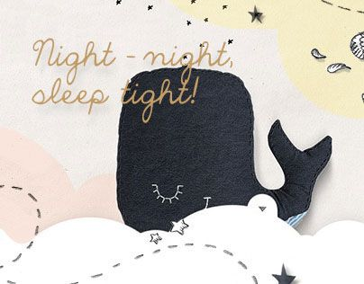 次の @Behance プロジェクトを見る : 「Night-Night, Sleep Tight!」 https://www.behance.net/gallery/26186061/Night-Night-Sleep-Tight