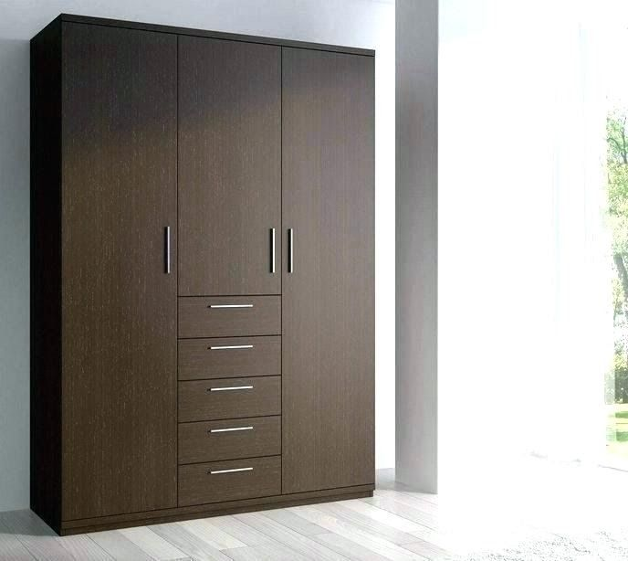 Bedroom Closet Room Cabinet Design For Small Space With Images