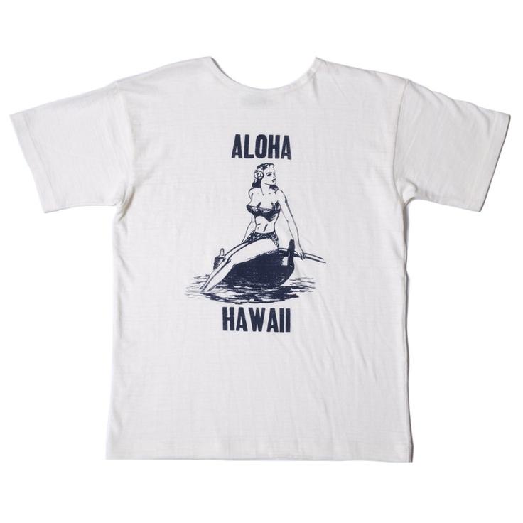 Aloha T/ Heller's Cafe
