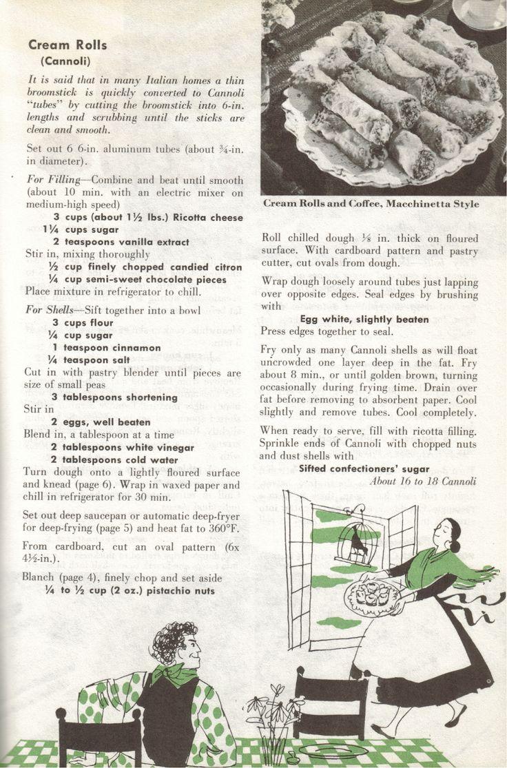 Grannie Pantries: Let's Try Some Eyetalian Food!