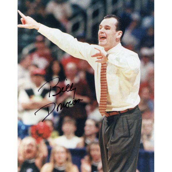 "Billy Donovan Florida Gators Fanatics Authentic Autographed 8"" x 10"" Arm Extended Photograph - $29.99"
