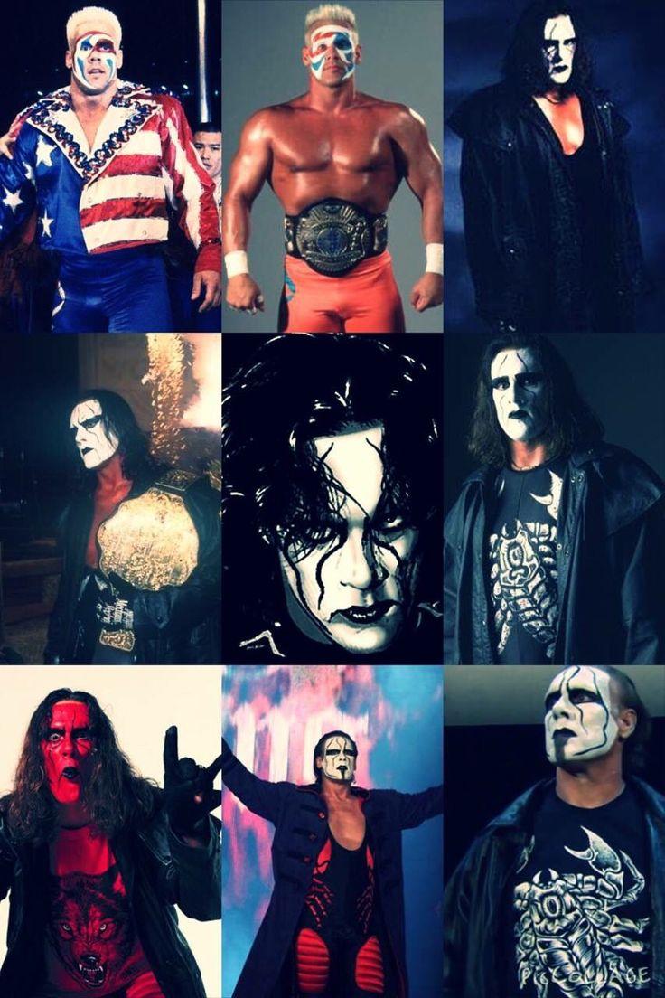 Best 10+ Sting wcw ideas on Pinterest | Wcw wrestlers, All wwe ...