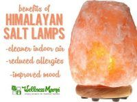 4 Important Himalayan Salt Lamp Benefits For Your Home   There are few things in life as soothing and relaxing as the warm glow of a campfire and Himalayan salt lamps offer this same ambiance at home.  Ive talked before about how I use them to help purify indoor air and for their soothing red glow.We use these lamps so often that I figured they deserved their own post.  What is a Himalayan Salt Lamp?  Salt lamps or HPS (Himalayan Pink Salt) lamps are essentiallylarge pieces of pure…