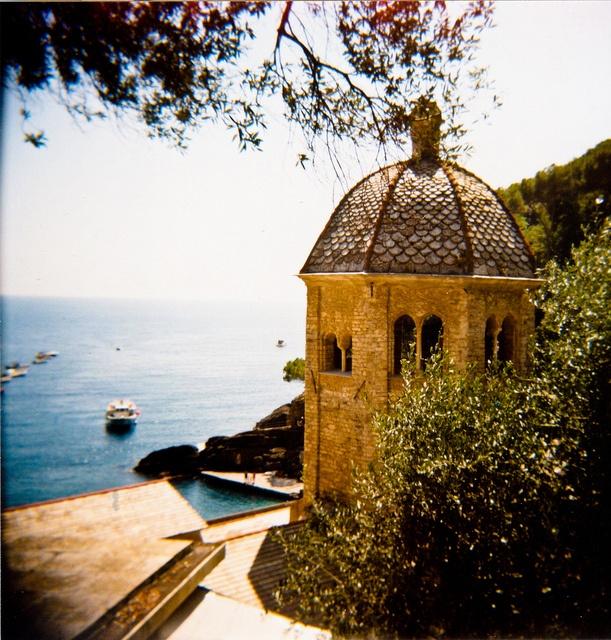 San Fruttuoso.Liguria.Italia.