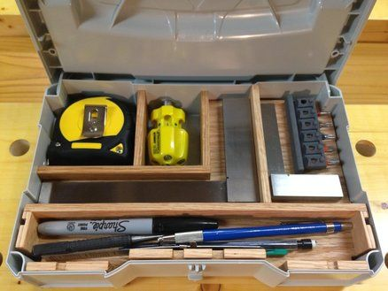 Small tools organizer for festool mini systainer shop for Garage mini 92