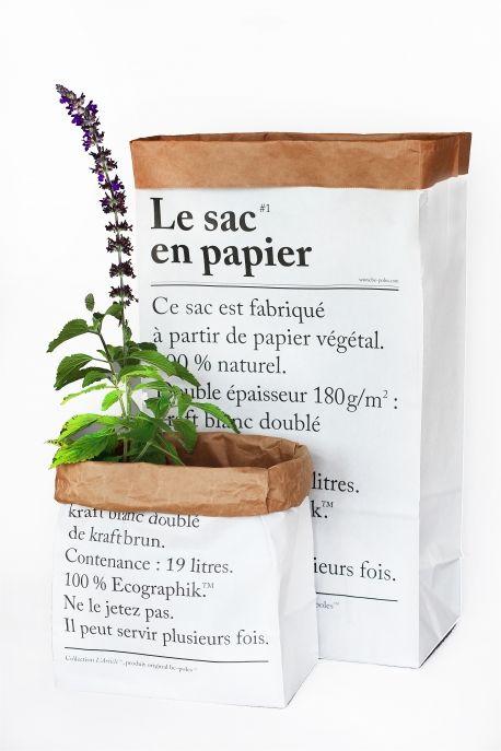 25 best ideas about sac en papier kraft sur pinterest. Black Bedroom Furniture Sets. Home Design Ideas