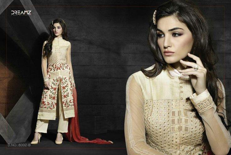 Wedding Anarkali Indo Designer Bollywood Traditional Indian Party Salwar Kameez…