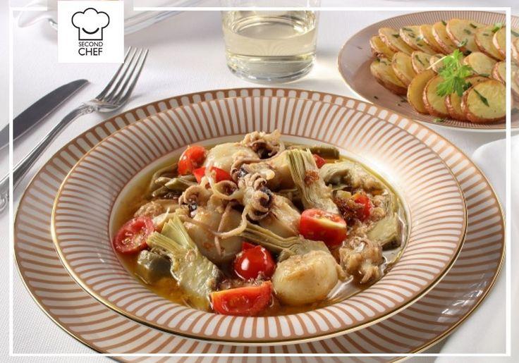 Come prima #ricetta della settimana #Second_Chef ti presenta una zuppetta di seppie accompagnata da delle gustose patate rosse. Cosa aspetti? Vai su http://rebrand.ly/zuppadiseppie  #incucinaconsecondchef  #lericettedisecondchef #eat #ricette #cucina #food