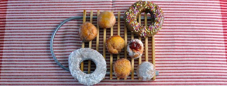 Gluten Free Doughnut Recipe - Gluten free recipes - gfJules - with the REAL Jules