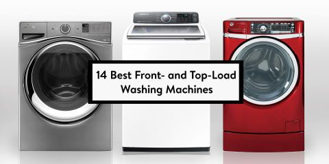 14 Best Washing Machine Reviews in 2016 - Top & Front Load Washers