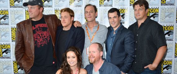 The 'Firefly' Cast Reuniting Is The Best News In The Verse