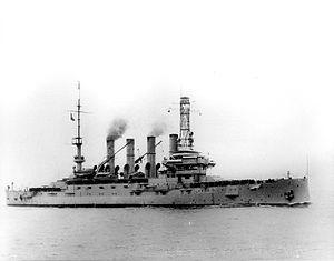 USS North Carolina (ACR-12)