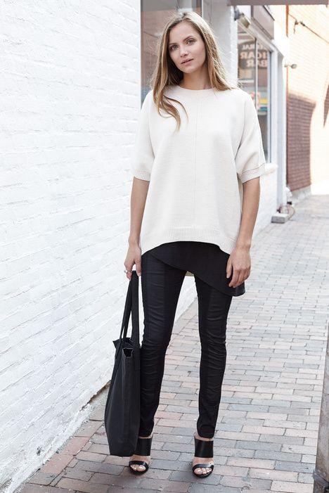 Yoshi Sweater Natural Emerson Fry Fashion Corner