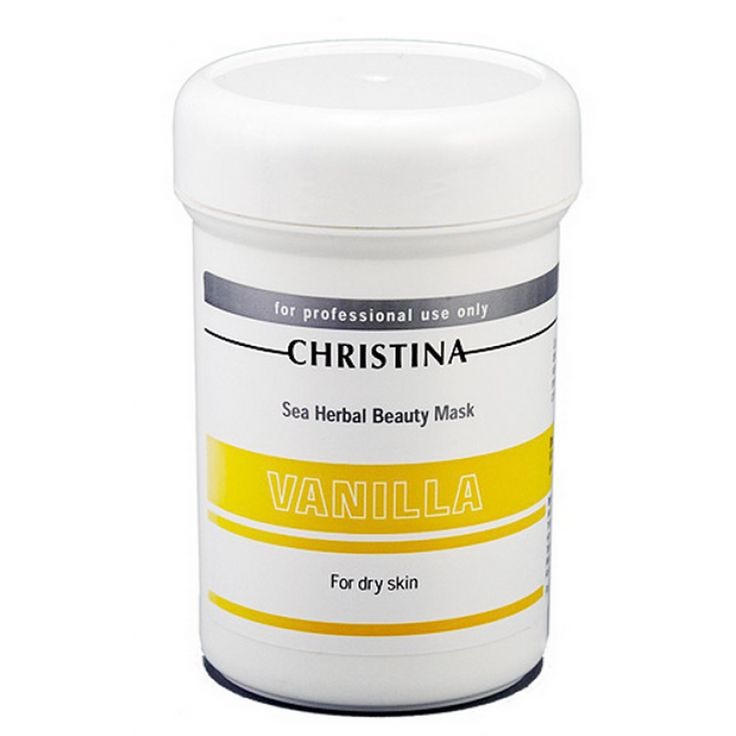 Christina - Vanilla Face Beauty Mask For Dry Skin 250ml 19.50$