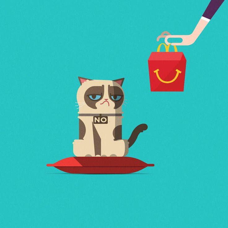 202 best images about grumpy cat cartoons misc           on pinterest