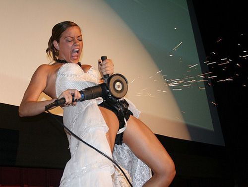 funny wedding photos - Google Search Bring keys for any chastity belts that may need unlocking.....