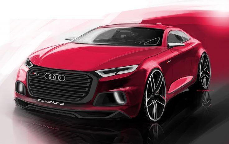 Pin by Michael Pham on Car Sketching | Car design sketch, Car drawings, Sketches