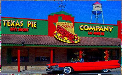 The Texas Pie Company, fresh homemade pies, restaurant, catering, Kyle, Buda, Austin, TX