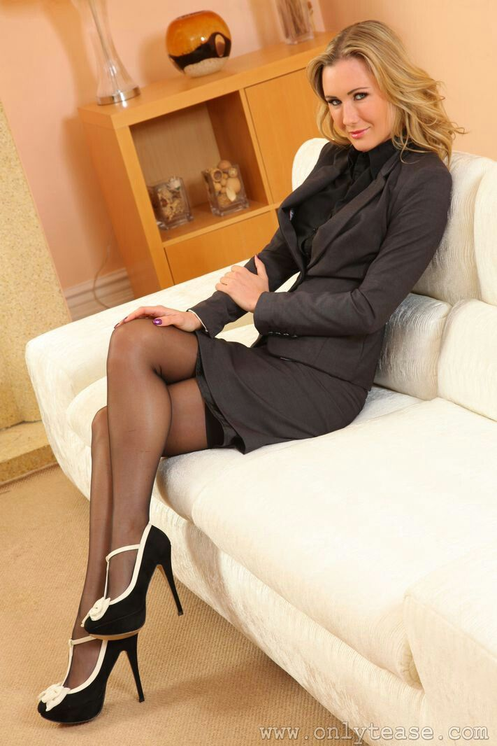 Milfs in business suits