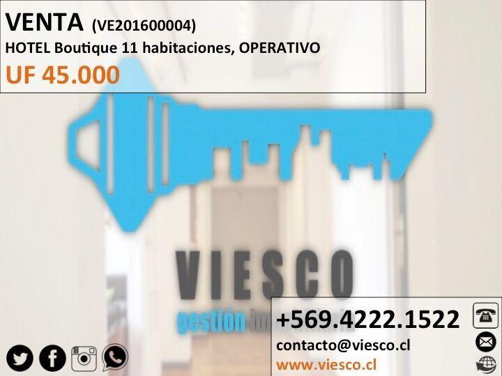 VENDO LOCAL, más info  #viesco #venta #hotel