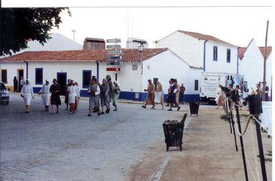 A Festa do Barão (the Baron's Feast. Historical recreation) – Alvito (on even years), Alentejo, Portugal