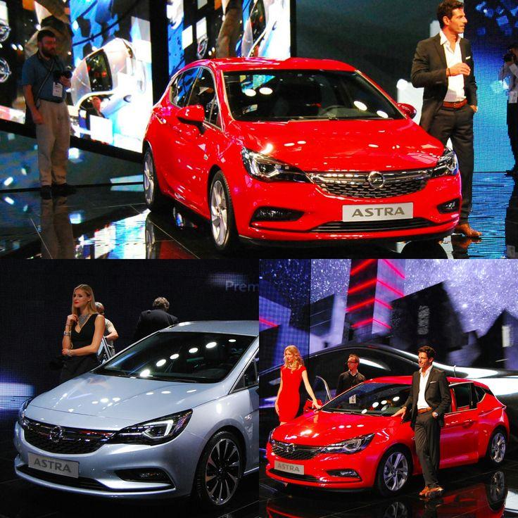 #Opel stellt auf der #IAA2015 in #Frankfurt den neuen #Opelastra vor.  #opelfans #astra #opelastrafamily #neuwagengeruch #neuwagen #automotive #IAA #Automesse #iaaf #messe #iaamesse