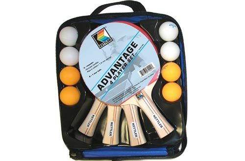 Best Ping Pong Paddles & Tennis Table Set Reviews