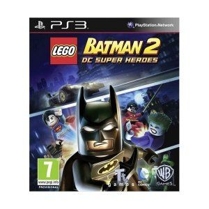 Lego Batman 2 Essentials Sony Playstation 3 PS3 Game UK PAL @ niftywarehouse.com