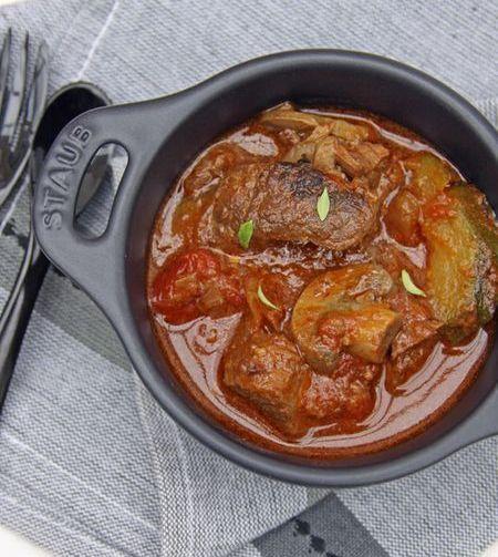 Beef Brisket Potjiekos recipe | All4Recipes