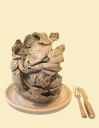 """""""fischturm"""" ceramics 2008 by s.meissner"""