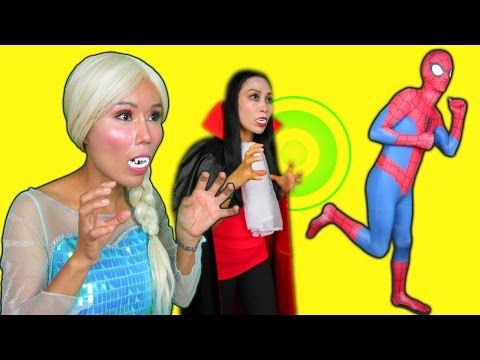 Spiderman, Elsa, Godzilla vs Vampire: hide and seek game funny superheroes in real life - http://positivelifemagazine.com/spiderman-elsa-godzilla-vs-vampire-hide-and-seek-game-funny-superheroes-in-real-life/ http://img.youtube.com/vi/leyt7Cln6nY/0.jpg  Frozen Elsa, Spiderman, and Godzilla convince the vampire to play a hide and seek game. Spiderman hides in the bed, Elsa in a room and Godzilla poorly … Click to Surprise me! ***Get your free domain and free site builde