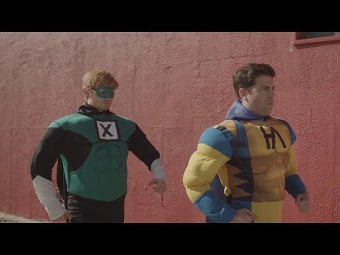 "Hoodie Allen - ""All About It"" ft. Ed Sheeran (Official Video) - YouTube  My two favorite people! They're awesome teaming up"