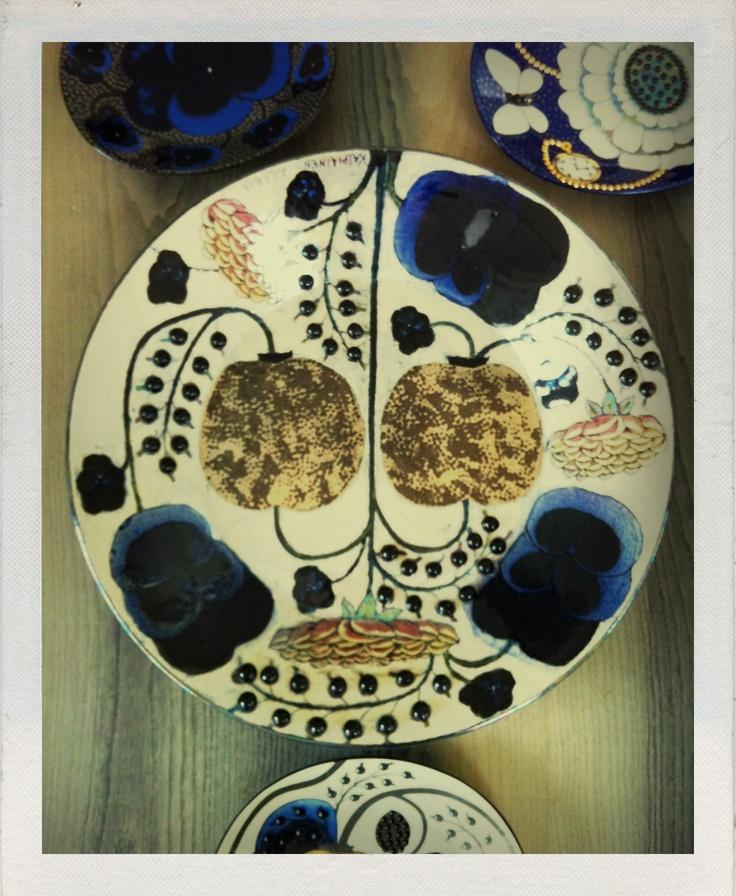 Birger Kaipiainen ceramics.