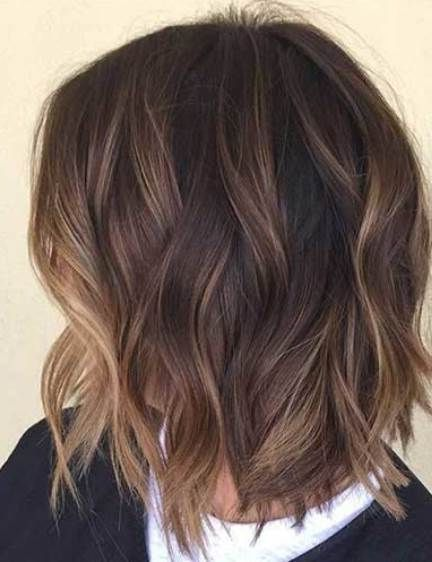 28 Latest Balayage Hair Color Ideas for Short Hair