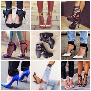 FIND THE LATEST SHOES TRENDS #shoes #shoetrends #NYFW