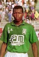 "Faustino ""Tino"" Asprilla (Atlético Nacional, 1989–1992, 78 apps, 35 goals)"