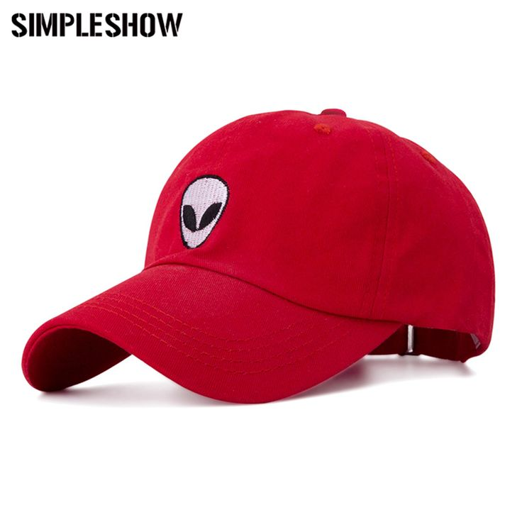 2017 Brand New Fashion Baseball Caps Snapback Cap Summer Sun Hat for Men Women Causal Embroidery Alien Style Cool Adjustable #Affiliate