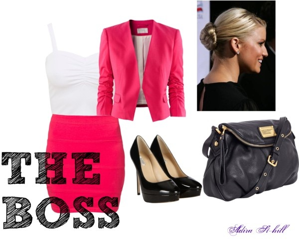 """""""THE BOSS"""" by adira-99 on Polyvore"""